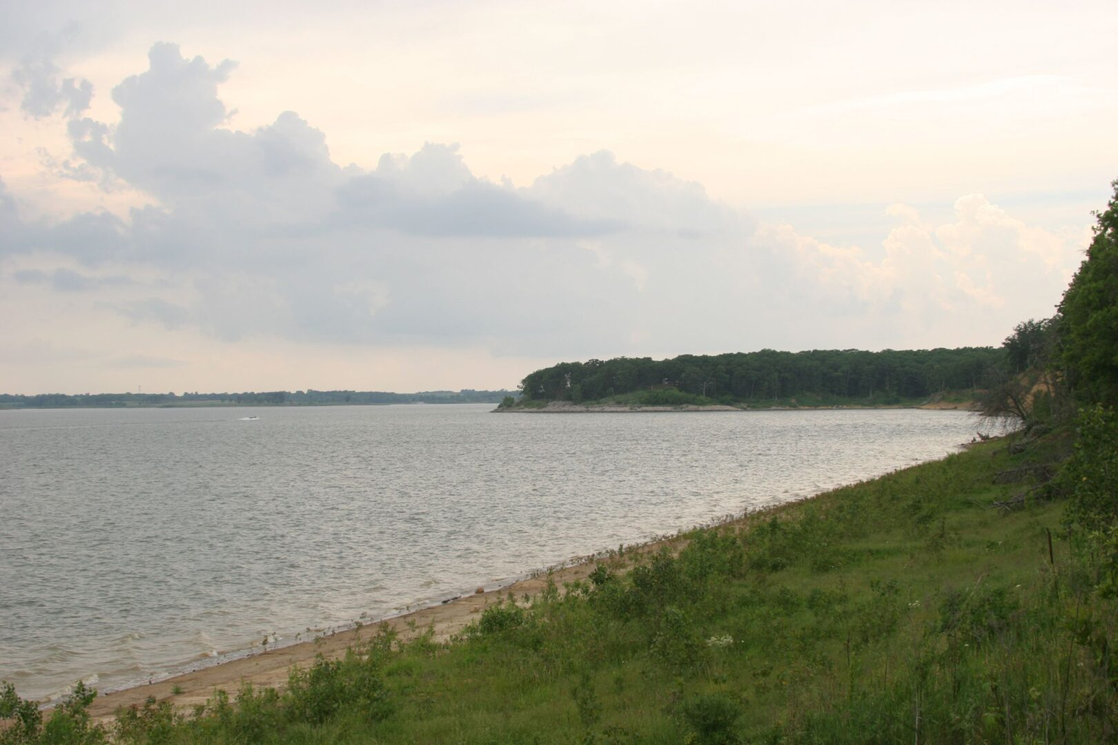 Honey Creek State Park Beach