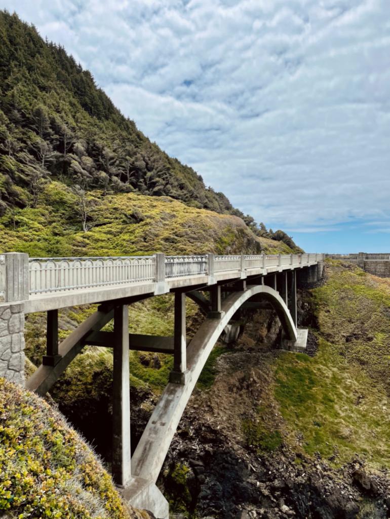 bridge in oregon