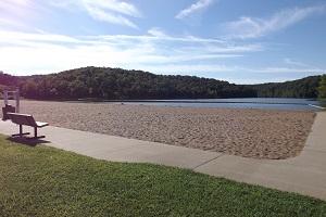 Monsanto Lake Beach missouri