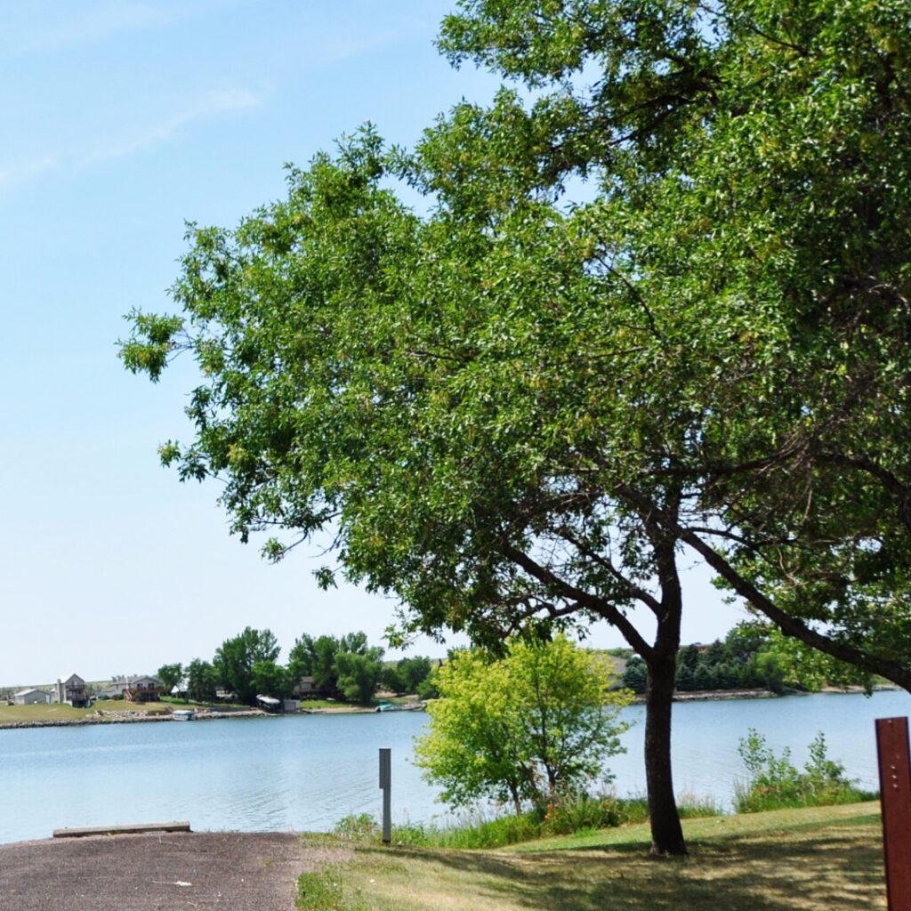 Mina Lake South Dakota