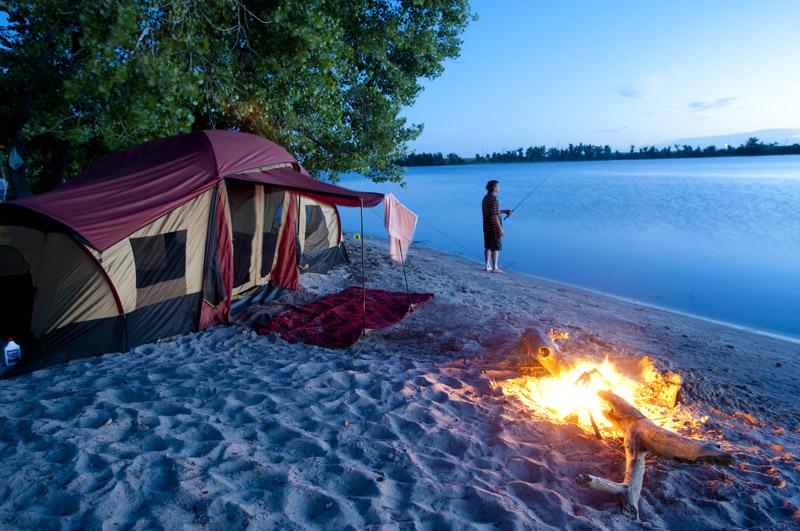Lake McConaughy State Recreation Area nebraska