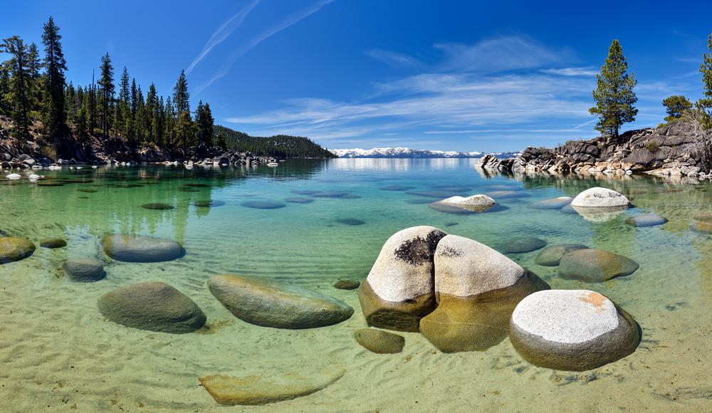 Secret Cove (Lake Tahoe), Nevada, USA
