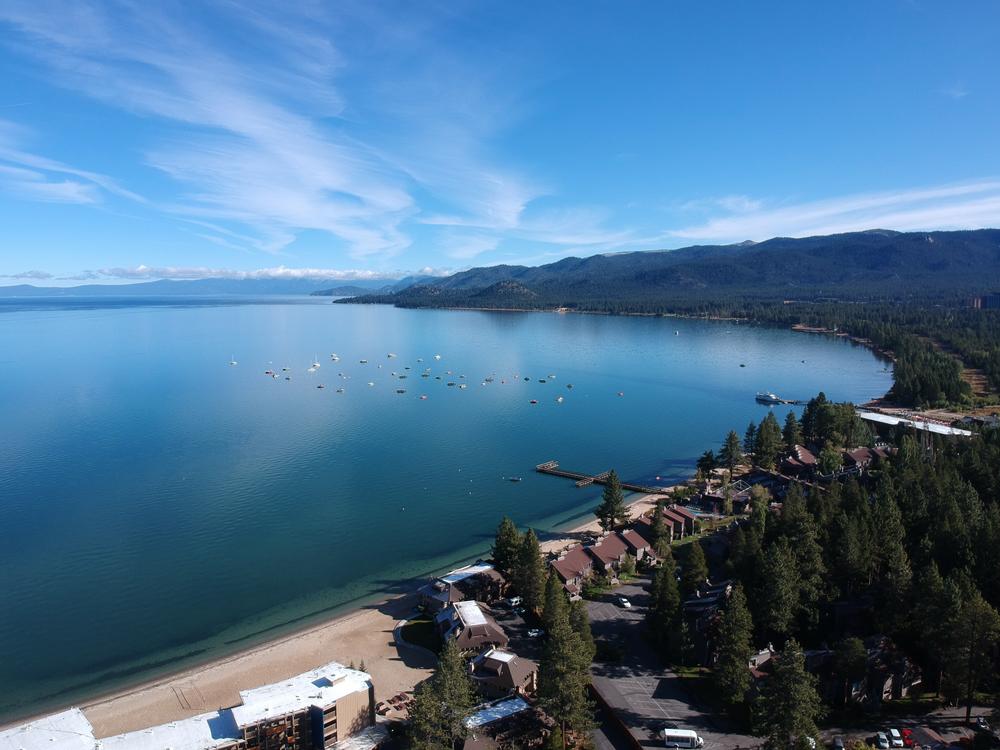 Round Hill Pines Beach Resort, Tahoe Lake, USA