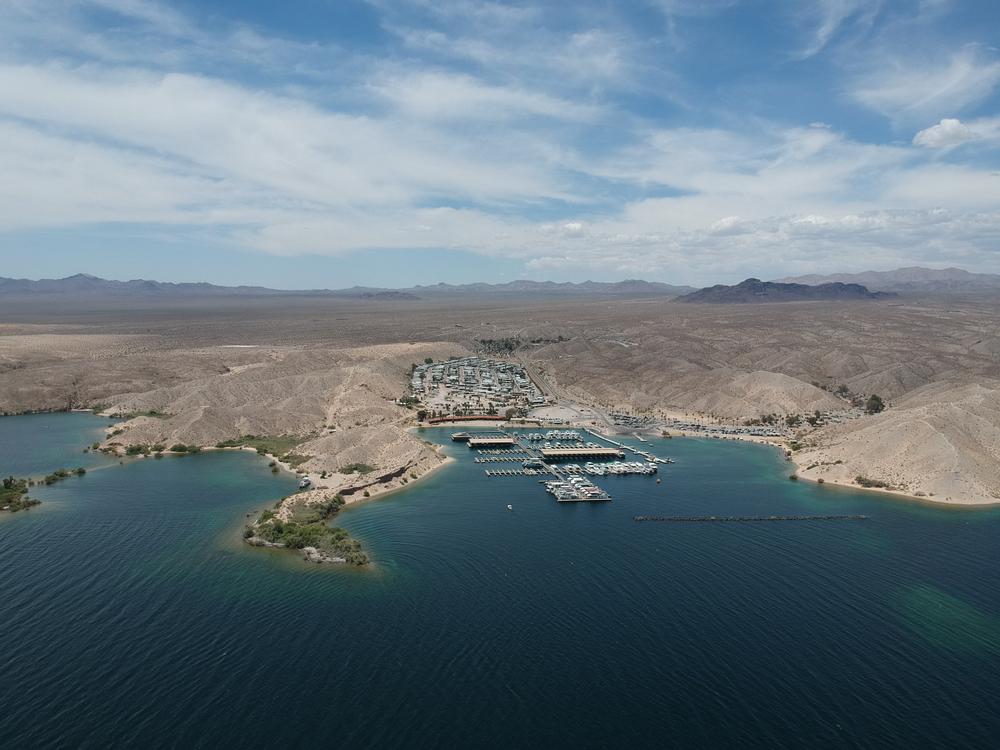 Cottonwood cove marina , Nevada