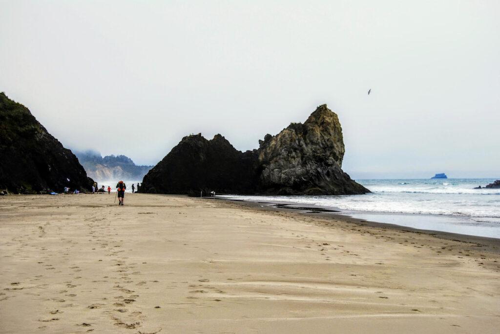 Arcadia Beach, Oregon