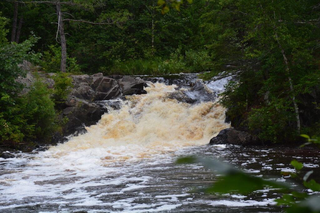 Twelve Foot Falls Wisconsin