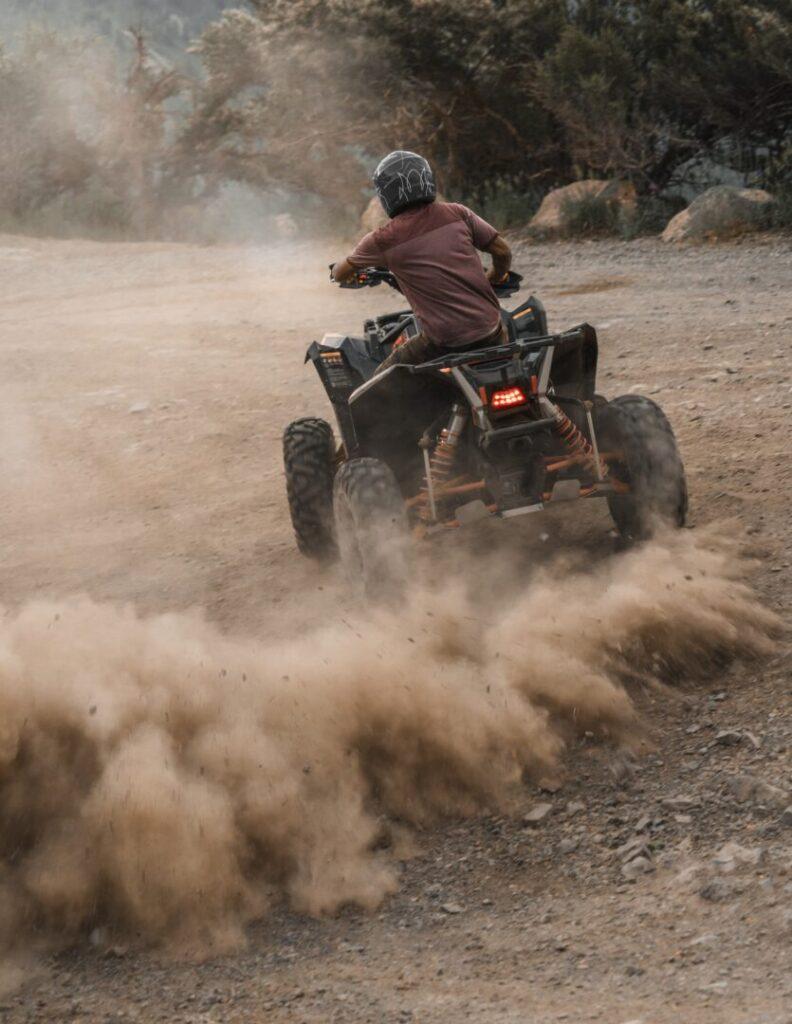 ATV in Moab