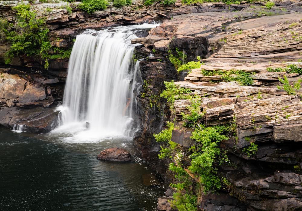 Waterfall - Little River Canyon, Alabama