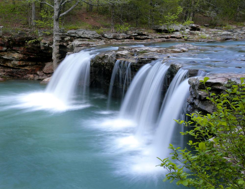 Falling Water Falls, Arkansas