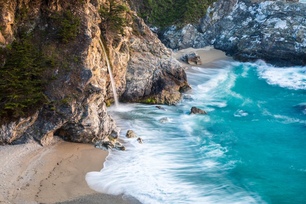 California's McWay Falls in Big Sur