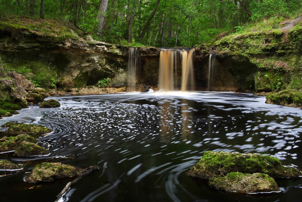 Falling Creek Falls, Florida