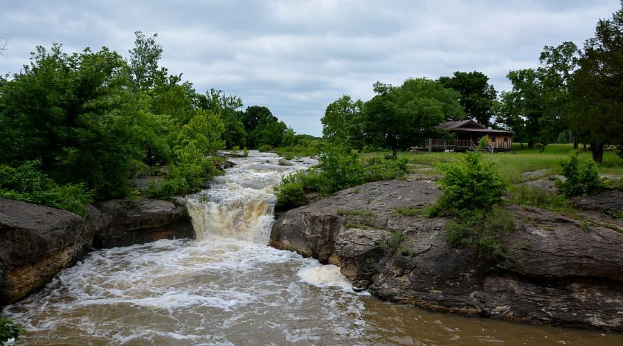 Butcher Falls