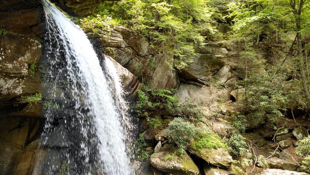 Eagle Falls at Cumberland Falls State Park
