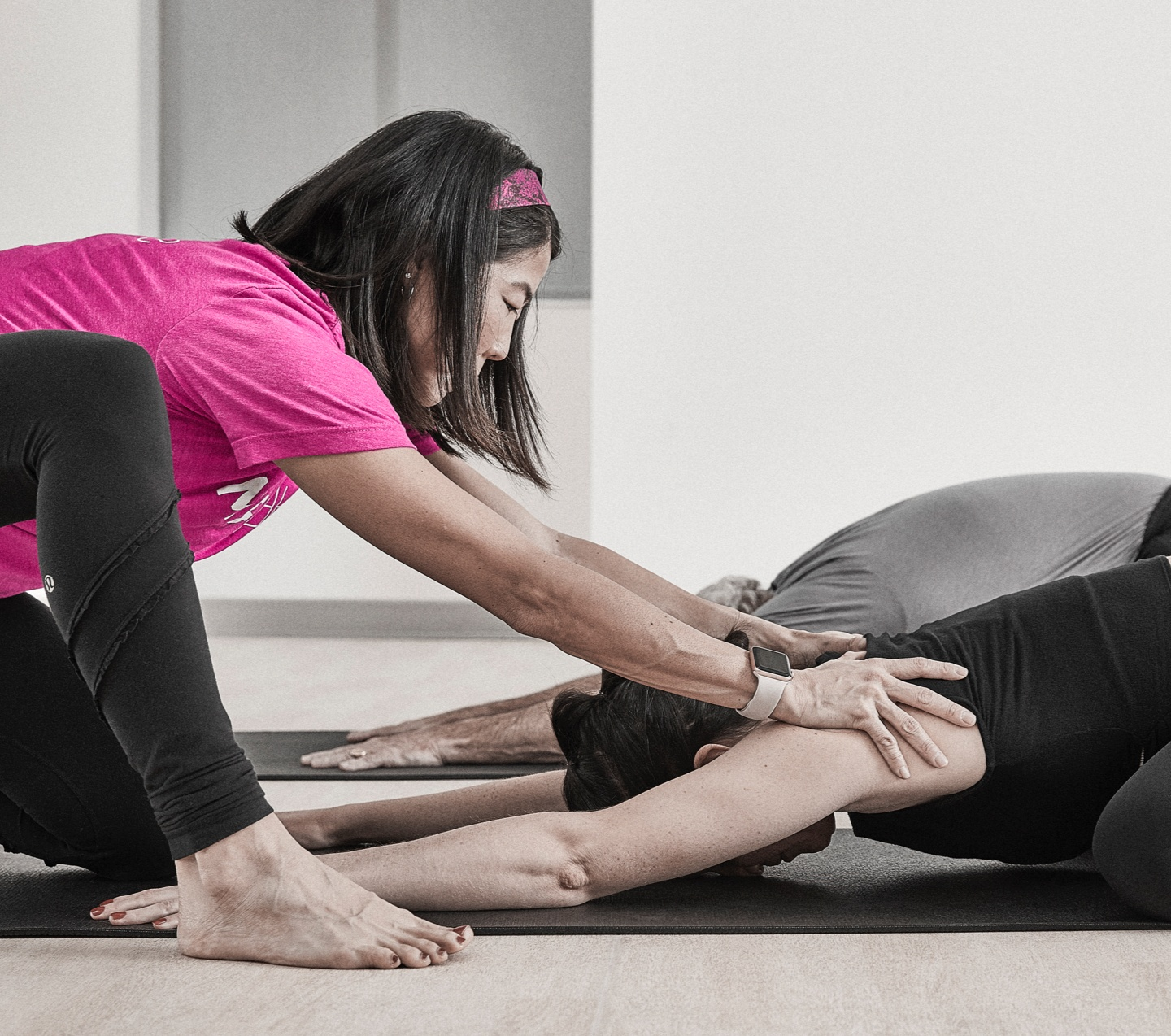 The FIRM | Yoga