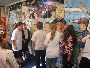 brookview mural 2