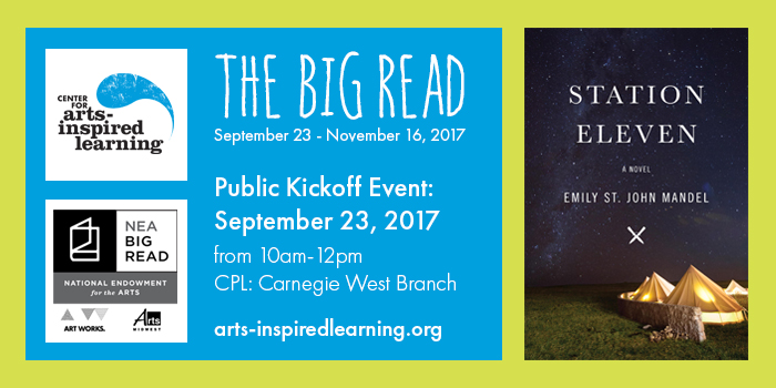 NEA Big Read in Cleveland: September 23 - November 16, 2017