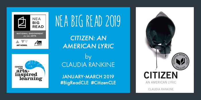 CAL announces NEA Big Read Cleveland programming for 2019.