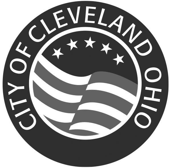 City-of-Cleveland-logo-_B&W