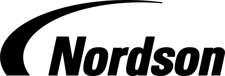 Nordson logo blk