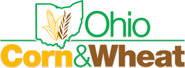 Ohio Corn and Wheat Logo