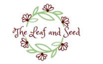 The Leaf and Seed logo