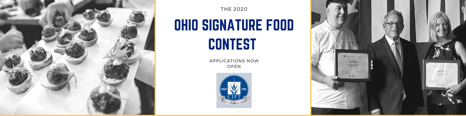 Ohio Signature Food Contest