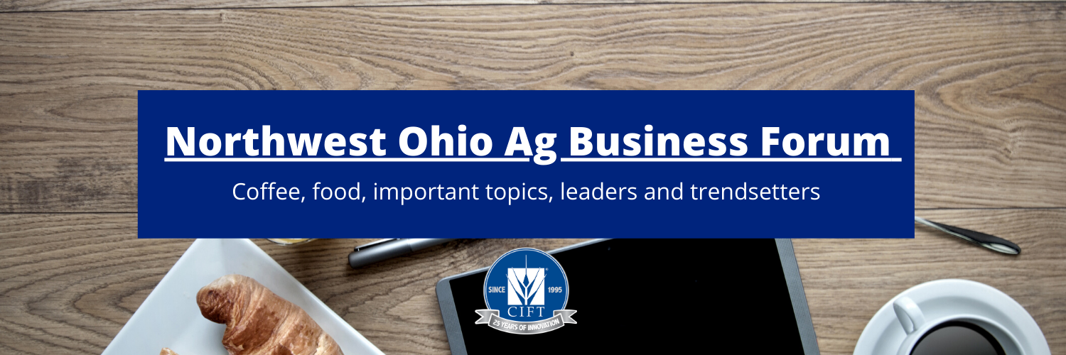 Northwest Ohio Ag Breakfast Forum!