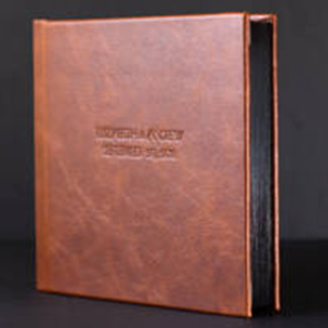 Cortina Leathers Bookbinding