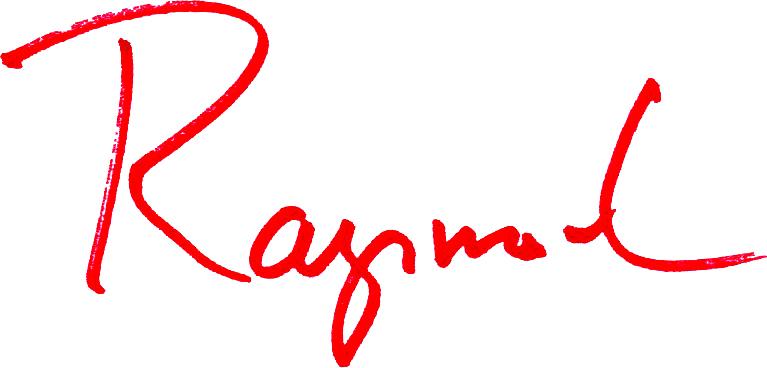 Raymond's Signature