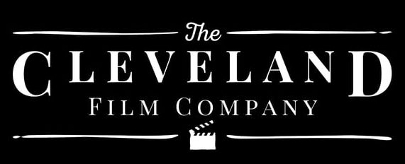 cleveland film company white on black
