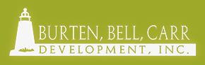 Burten, Bell, Carr Development Inc. Logo