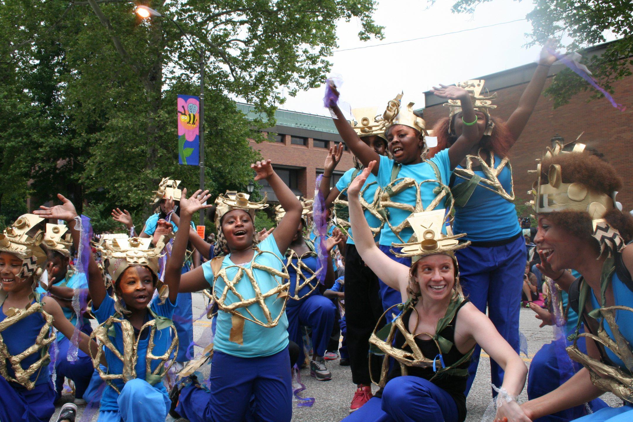 CMHA CAN at Parade the Circle, June 2015