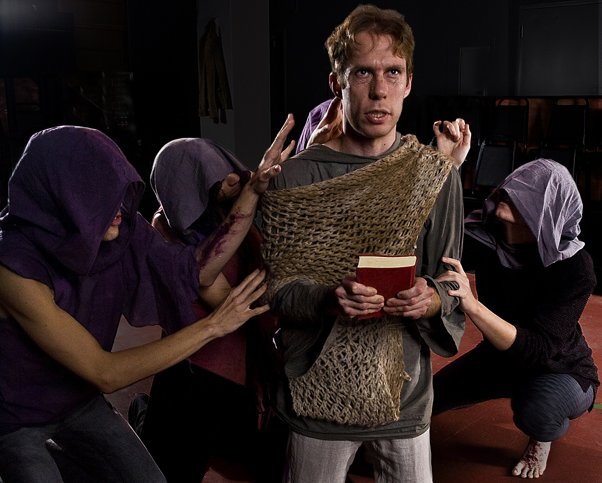 Monster Play – an original work by Theater Ninjas