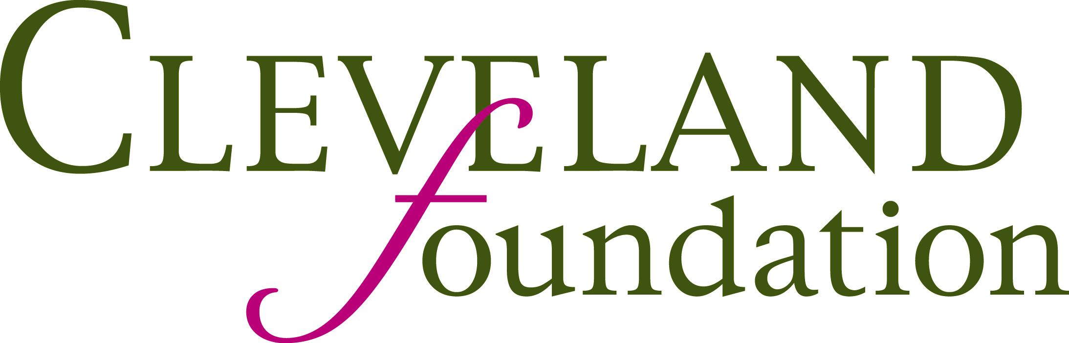 Cleveland Foundation logo color 03.02.15
