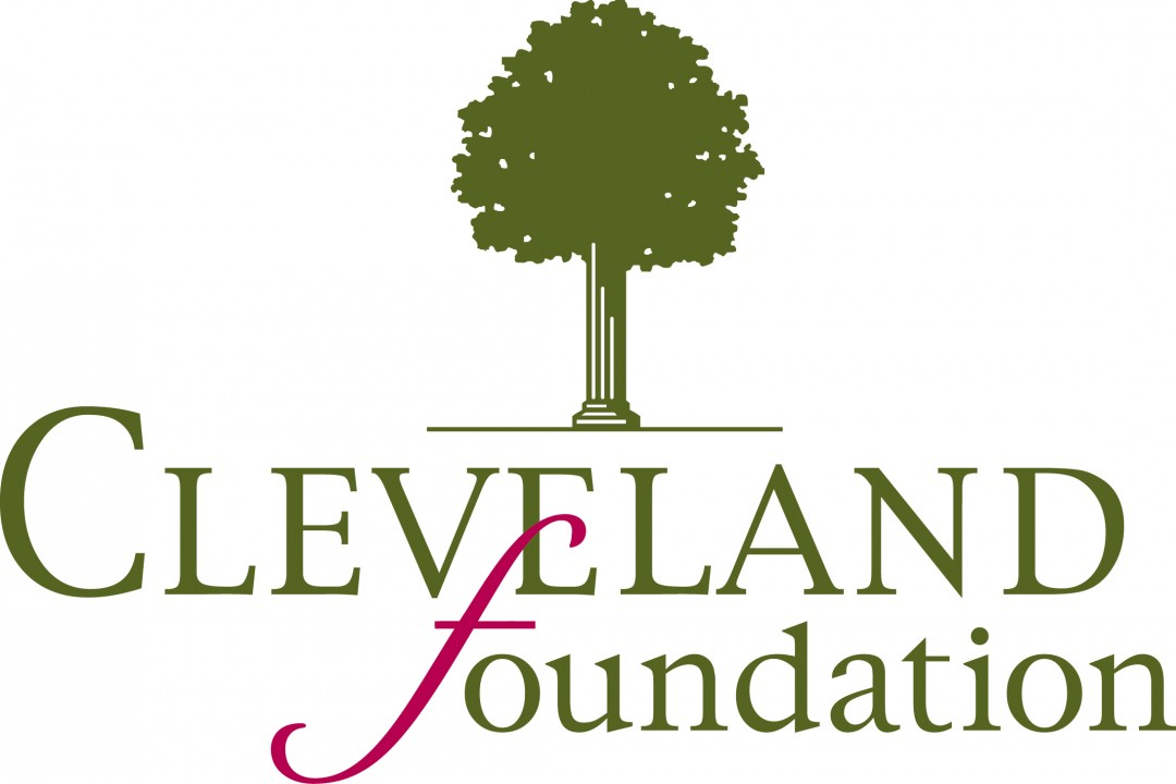 Cleveland Foundation logo color with tree 03.02.15