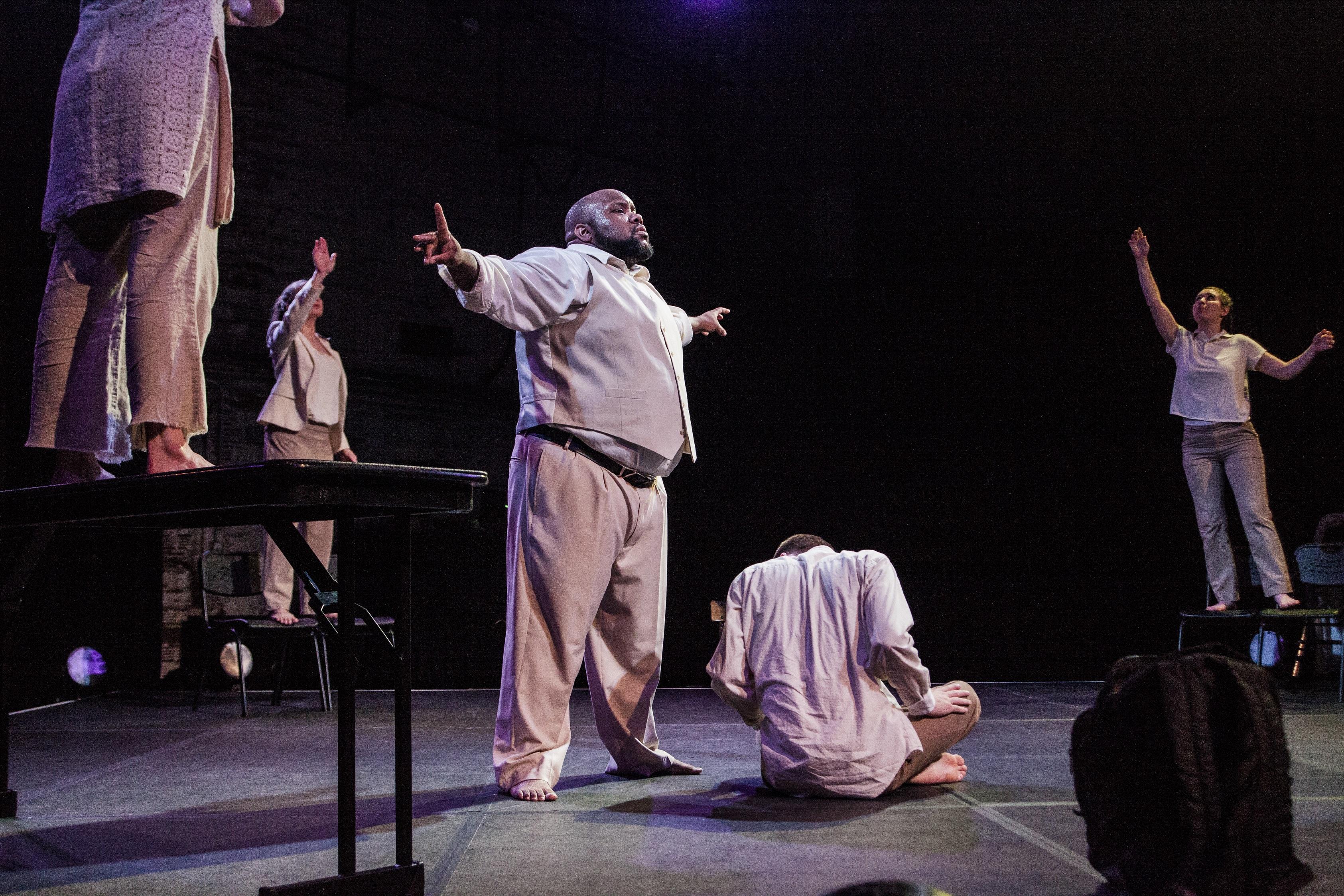 RED ASH MOSAIC | Cleveland Public Theatre