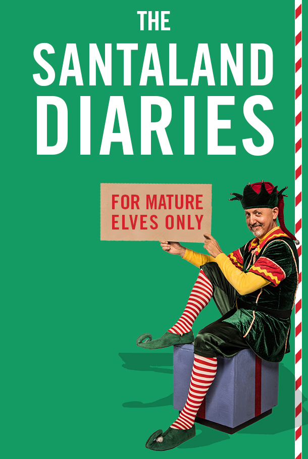 The Santaland Diaries 2017 Cleveland Public Theatre
