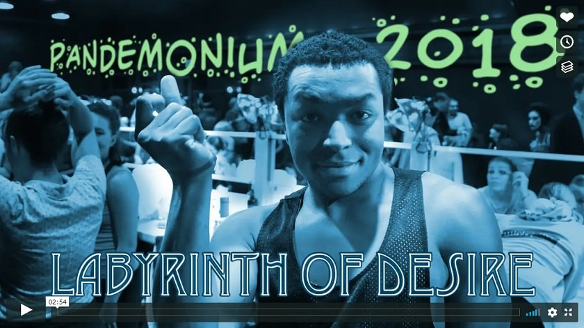 Pandemonium 2018: Labyrinth of Desire | Cleveland Public Theatre