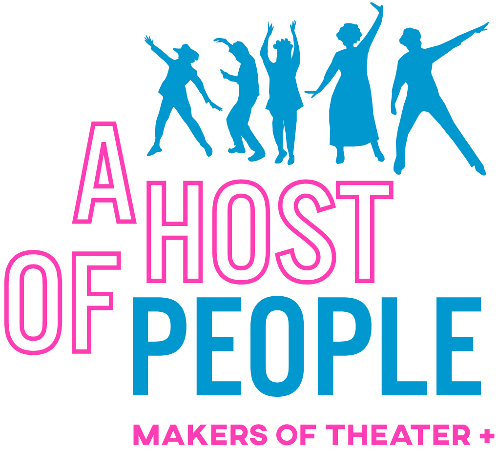 a-host-of-people-logo