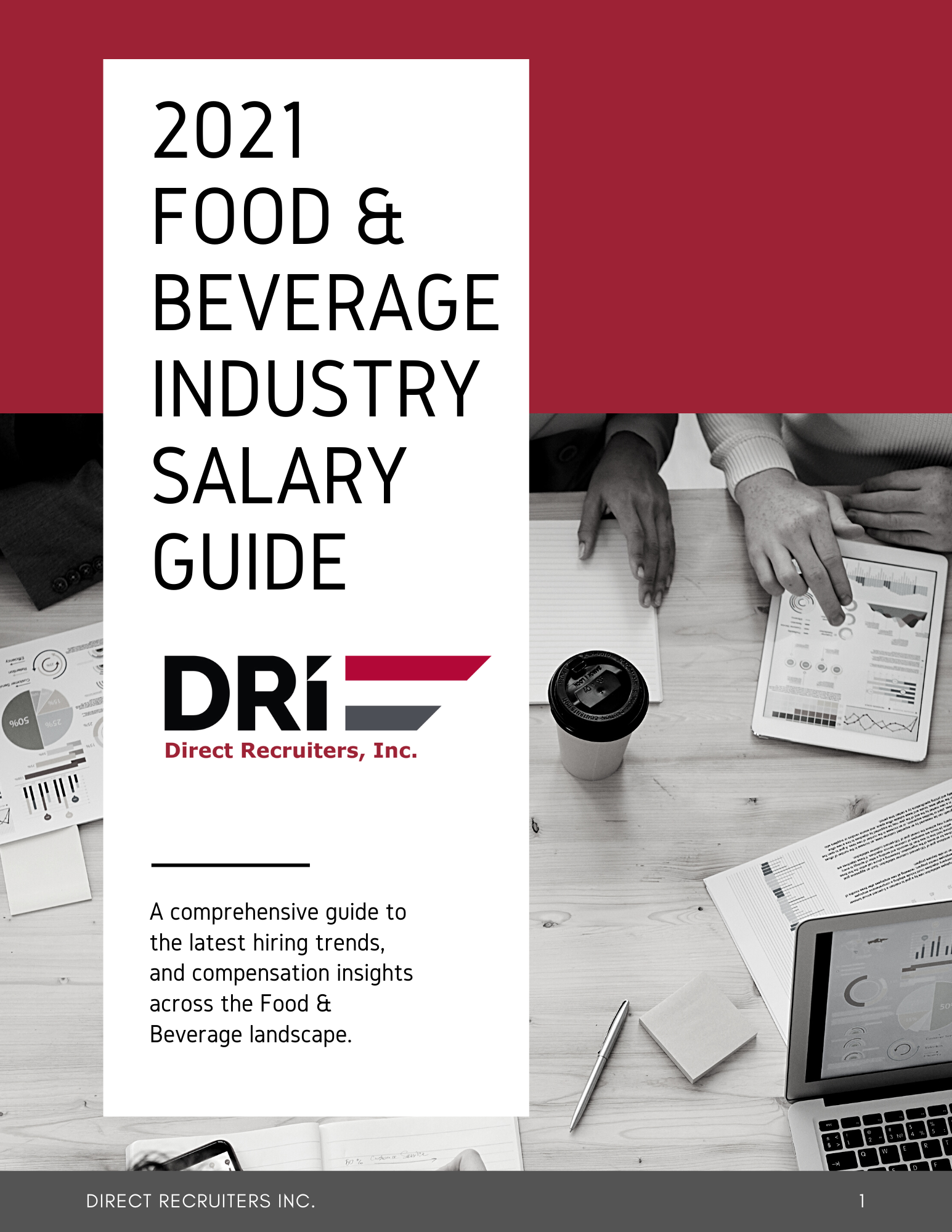 Direct Recruiters 2021 Food Salary Guide 3_17_2021