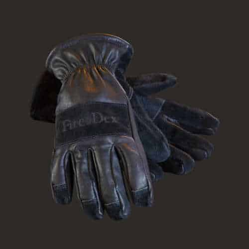 Leather Fire Glove