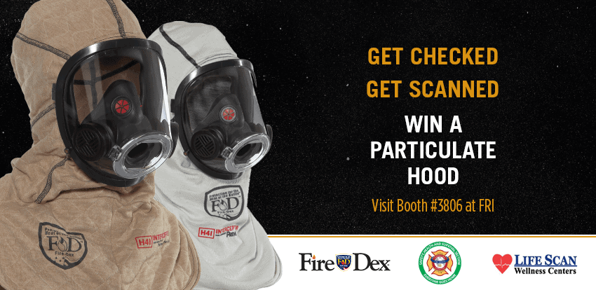 Win A Fire-Dex Hood at FRI