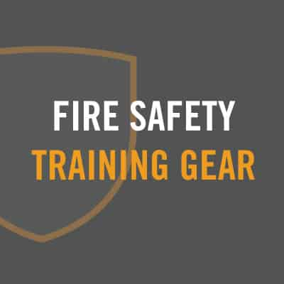 Fire Safety Training Gear