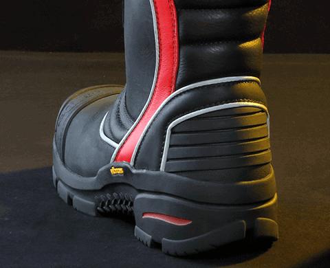 Fire Boot Kick Plate