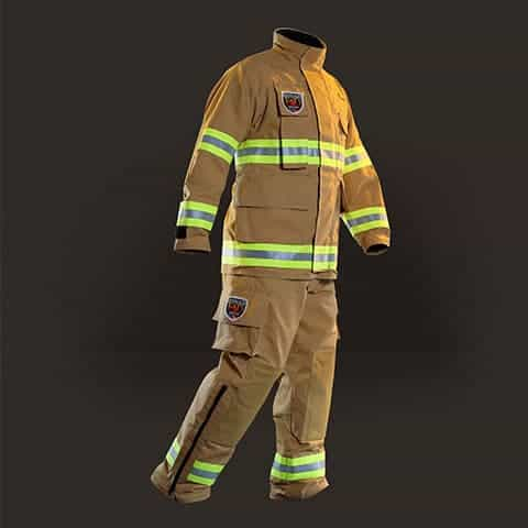 USAR_Full Body Side View