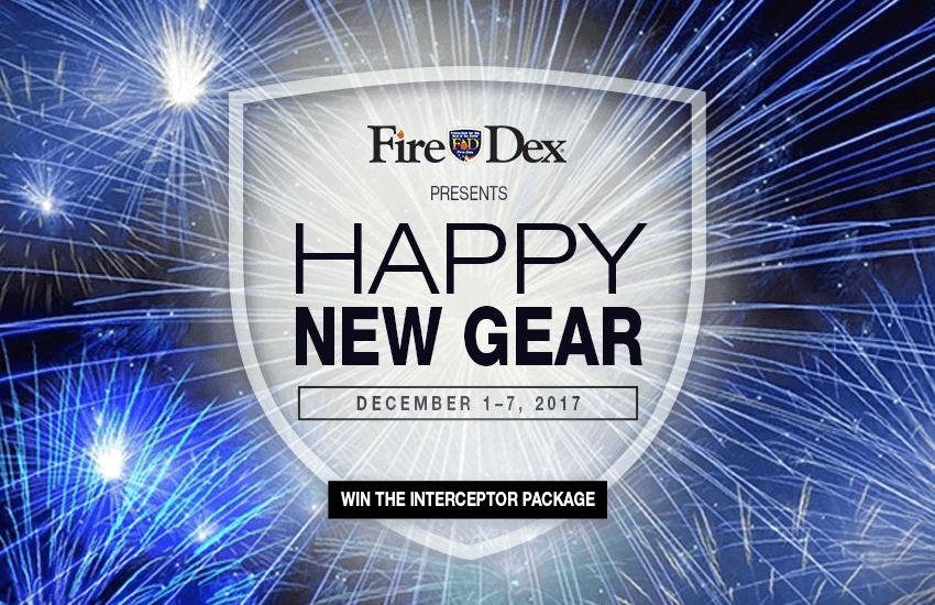 Fire-Dex Happy New Gear 2017