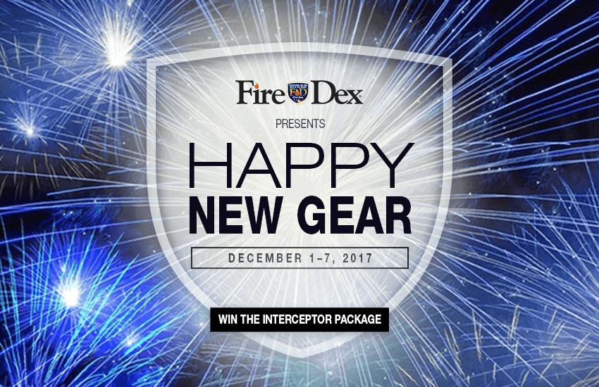 Fire-Dex Happy New Gear 2017