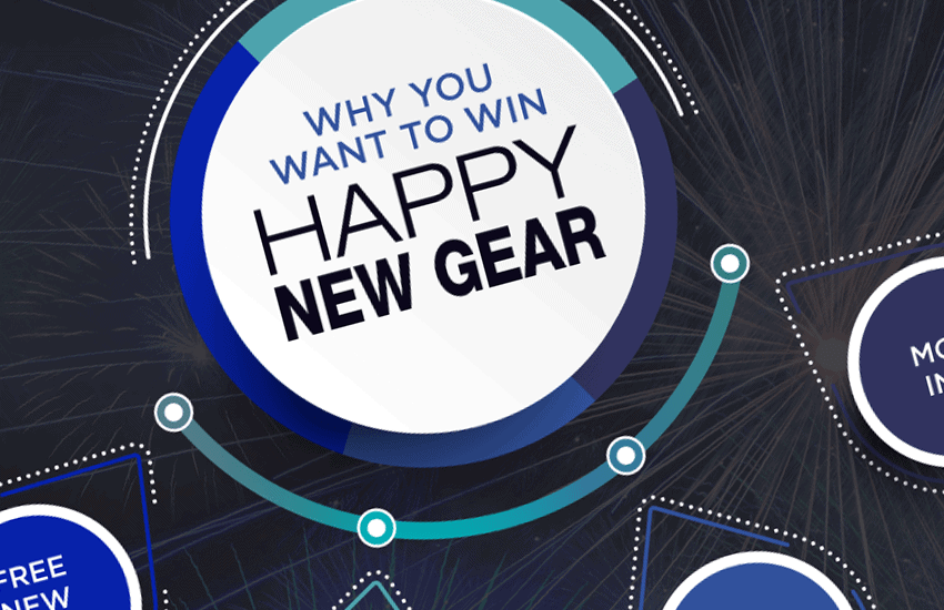 Fire-Dex Happy New Gear Infographic