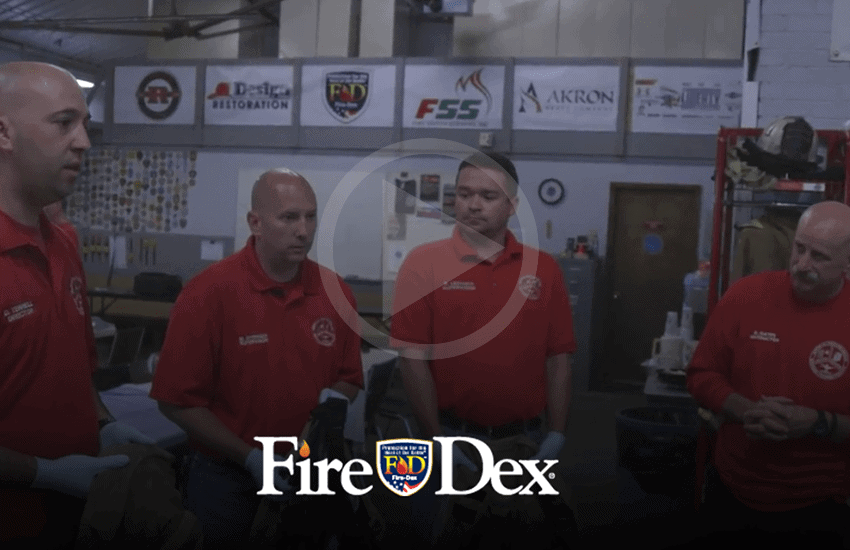 TECGEN71 Video with the Wayne County Fire School