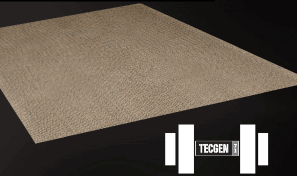 TECGEN71 Outer Shell Fabric Sheet